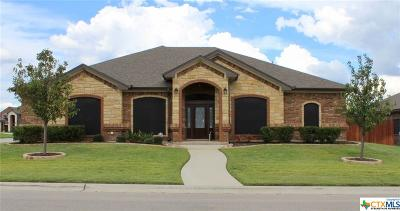 Harker Heights TX Single Family Home For Sale: $324,900