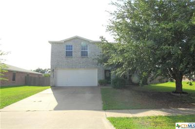 Temple Single Family Home For Sale: 5203 Coach Stop Drive