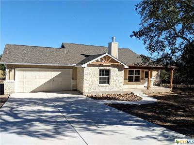 Fischer TX Single Family Home For Sale: $299,500