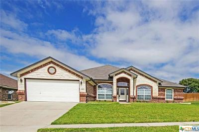 Killeen Single Family Home For Sale: 5703 Graphite Drive