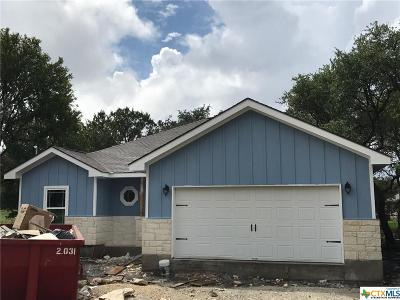 Spring Branch TX Single Family Home For Sale: $234,500