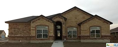 Killeen Single Family Home For Sale: 5105 Fresco