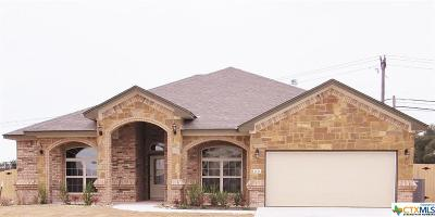 Harker Heights Single Family Home For Sale: 2032 Catkins