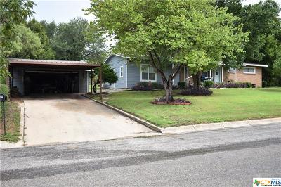 Lampasas Single Family Home For Sale: 7 Sue Ann