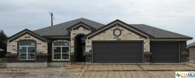 Killeen Single Family Home For Sale: 5910 La Roea
