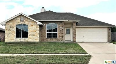 Killeen Single Family Home For Sale: 304 Constellation Drive