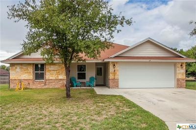 Belton Single Family Home For Sale: 69 Buckskin Loop