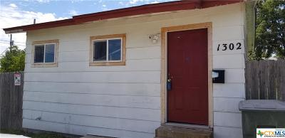 Harker Heights, Killeen, Temple Rental For Rent: 1302 W Jasper Drive