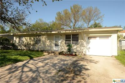 Killeen Single Family Home For Sale: 607 N 24th