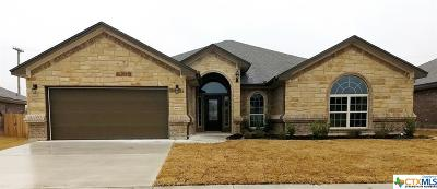 Killeen Single Family Home For Sale: 8608 Grand Oaks
