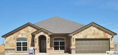 Killeen Single Family Home For Sale: 5903 Verde