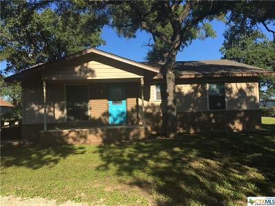 Gatesville TX Single Family Home For Sale: $114,500