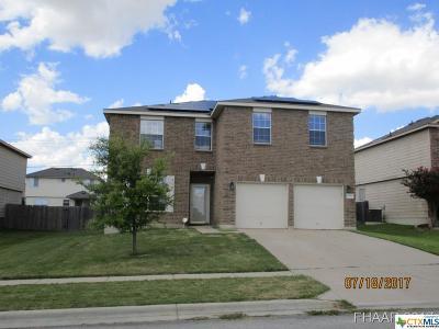 Harker Heights, Killeen, Temple Rental For Rent: 4501 Auburn Drive