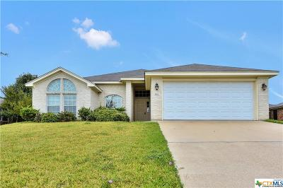 Belton TX Single Family Home For Sale: $215,000
