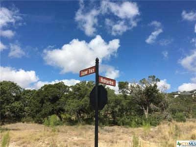 New Braunfels Residential Lots & Land For Sale: 607 Copper Trace