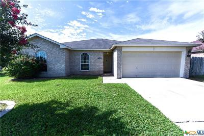Killeen Single Family Home For Sale: 3610 Iredell