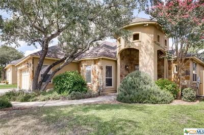 New Braunfels Single Family Home For Sale: 508 Wilderness