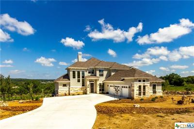 New Braunfels Single Family Home For Sale: 1420 Strada Curva