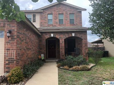 Temple Single Family Home For Sale: 528 Starview