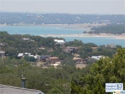 Canyon Lake Residential Lots & Land For Sale: 587 Highland Terrace