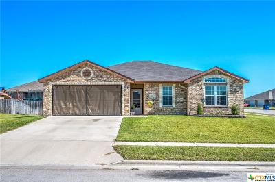 Copperas Cove Single Family Home For Sale: 2802 Sunflower Trail