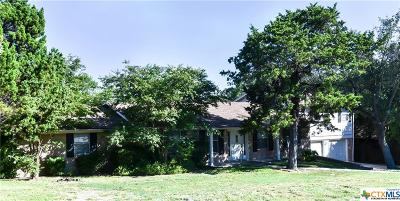 Harker Heights Single Family Home For Sale: 734 Rattlesnake Road