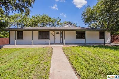 Nolanville Single Family Home For Sale: 302 W Dale