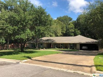 Temple Single Family Home For Sale: 2808 Pecan Valley