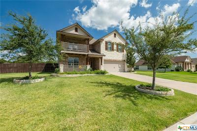 Harker Heights Single Family Home For Sale: 3605 Blanco Drive
