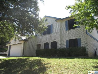Copperas Cove Single Family Home For Sale: 1612 Robertson Avenue