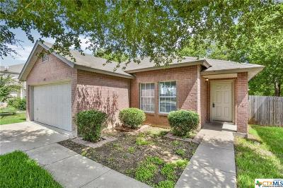 Round Rock Single Family Home For Sale: 1328 Water Spaniel