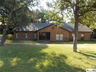 Harker Heights Single Family Home For Sale: 823 Trail Crest Drive