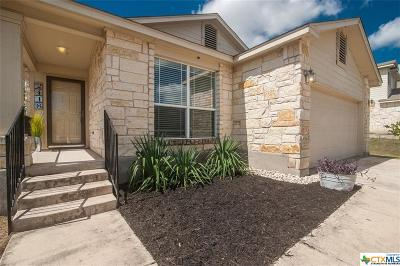 New Braunfels Single Family Home For Sale: 2418 Duval