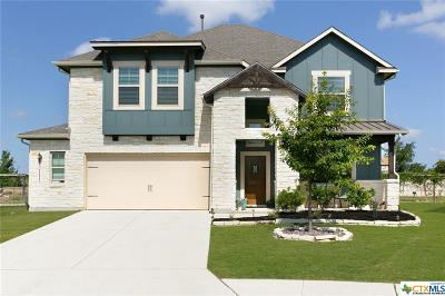 Schertz Single Family Home For Sale: 11913 Spoke Hollow