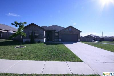 Killeen Single Family Home For Sale: 2810 Camp Cooper Drive