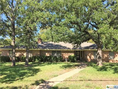 Gatesville TX Single Family Home For Sale: $145,000