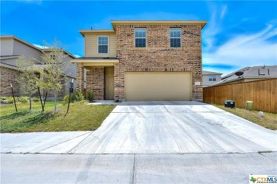 Jarrell Single Family Home For Sale: 225 Circle Way #12B