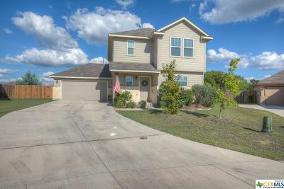 New Braunfels Single Family Home For Sale: 364 Jasmine Breeze