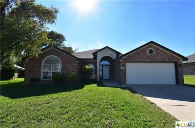 Killeen Single Family Home For Sale: 5609 Hunters Ridge