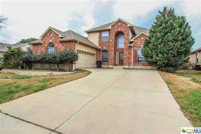 Belton, Temple Single Family Home For Sale: 116 Starlight