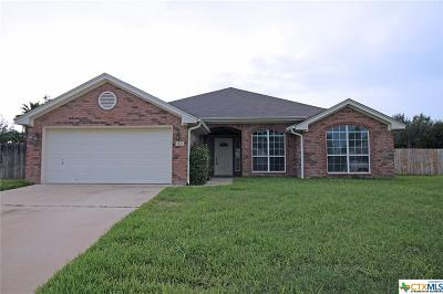 Harker Heights Single Family Home For Sale: 2803 Modoc Drive