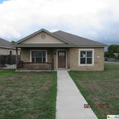 Lampasas Single Family Home For Sale: 21 Samac Lane