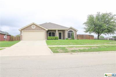 Killeen Single Family Home For Sale: 5013 Colorado