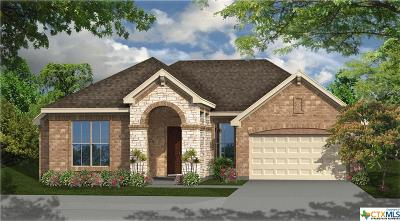 New Braunfels Single Family Home For Sale: 1153 Nutmeg Trail