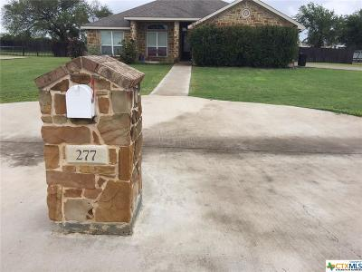 Coryell County Single Family Home For Sale: 277 Brim Street