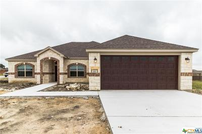 Jarrell Single Family Home For Sale: 101 Don