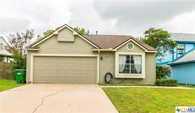 Round Rock Single Family Home For Sale: 1100 Green Valley Cove
