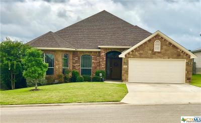 Harker Heights Single Family Home For Sale: 2514 Mugho