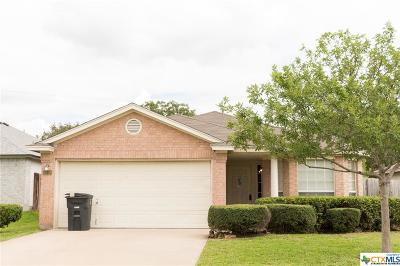 Killeen TX Single Family Home For Sale: $104,900