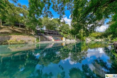 New Braunfels Single Family Home For Sale: 82 Guada Coma